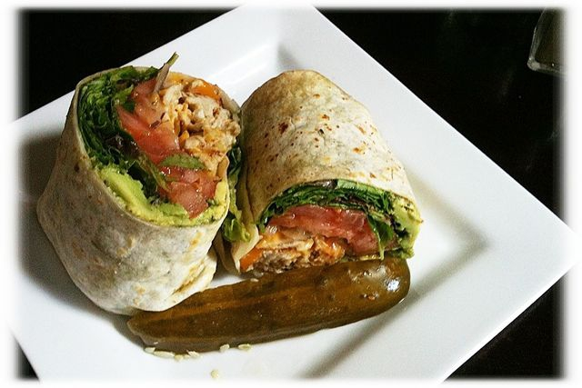 ono wrap at Colleen's
