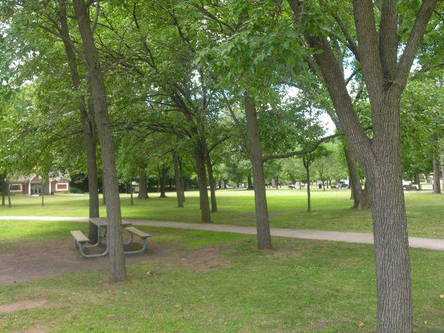 Edgewood Park New Haven CT