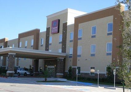 Comfort Suites Katy Texas