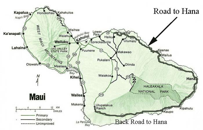 Back Road to Hana Open