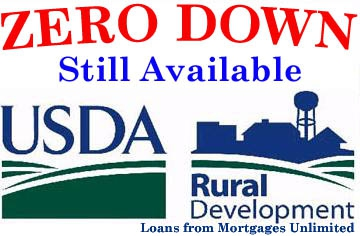 Not Just For Rural Areas The Zero Down Payment Usda