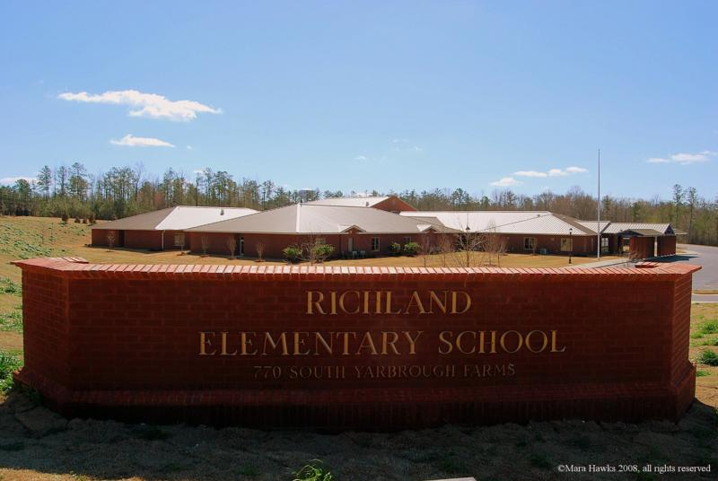 THE RICHLAND ROAD MORE TRAVELED - NEW HOMES, NEW SCHOOL & NEW TENNIS CENTER