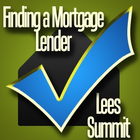 Find a mortgage lender lees summit