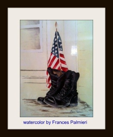 Watercolor Frances Palmieri