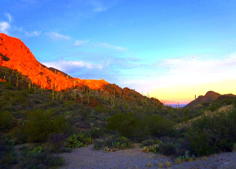 The view from Gates Pass: Mike in Tucson, AZ mortgage lender