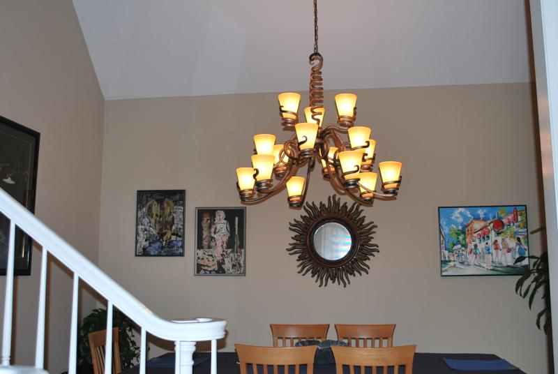 New Light Fixtures