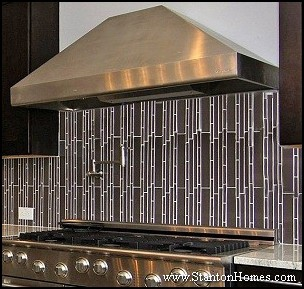 Kitchen Tile Backsplash | Custom Home Kitchen Styles | Modern Kitchen  Design Ideas