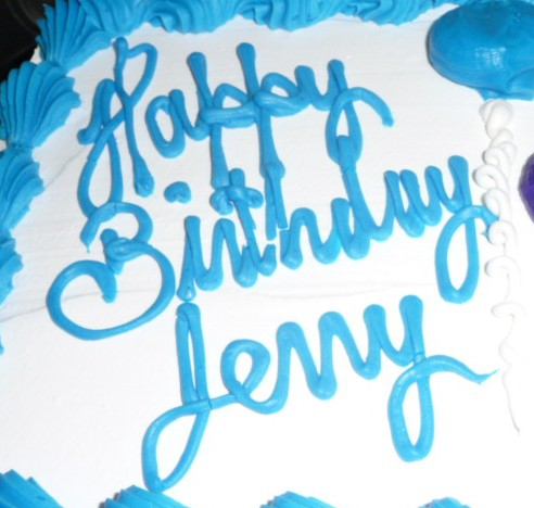 Happy Birthday Jerry- HomeRome 410-530-2400
