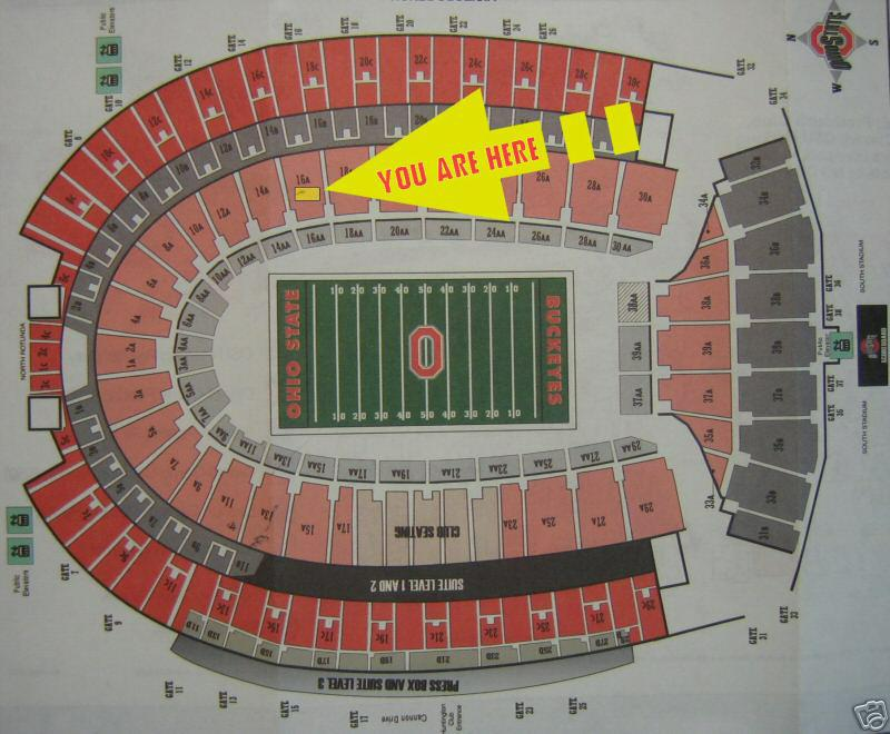 Osu Stadium Map Pictures To Pin On Pinterest Pinsdaddy