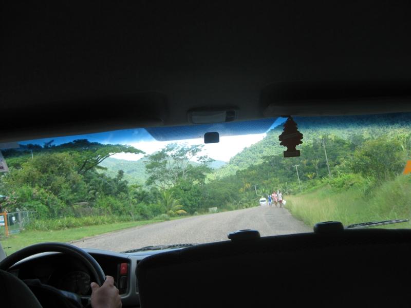 Trip to Mayan Ruins