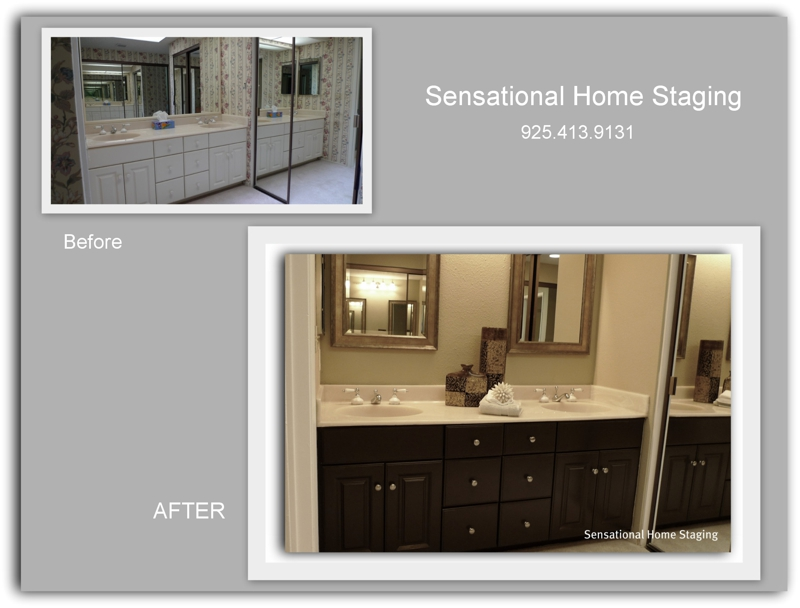 East Bay Home Staging How To Update Your Bathroom On A Budget - How to update your bathroom on a budget