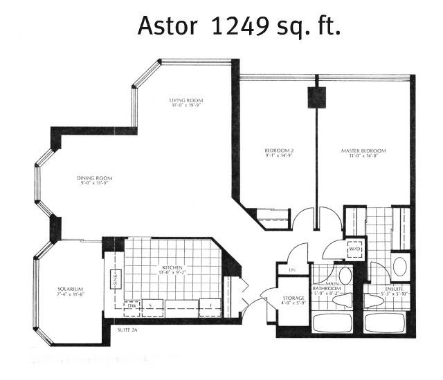 Luxury condo apartment living at the ritz at 8 lisa st for Condo house plans