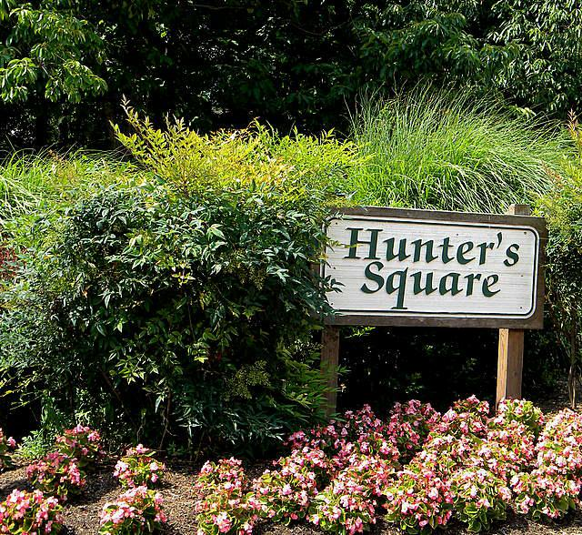 Welcome home to Hunters Square
