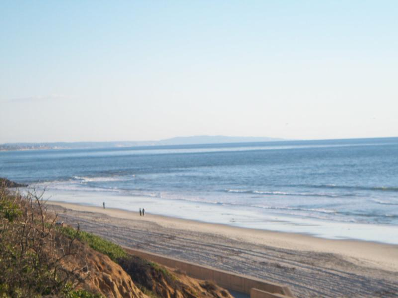 Coastal views along the 101 in Carlsbad