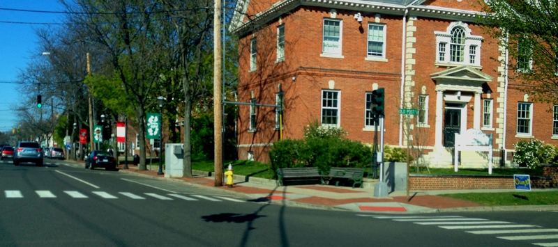 Fairfield CT 06824 Center Downtown