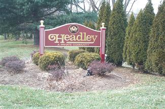 Headley sign
