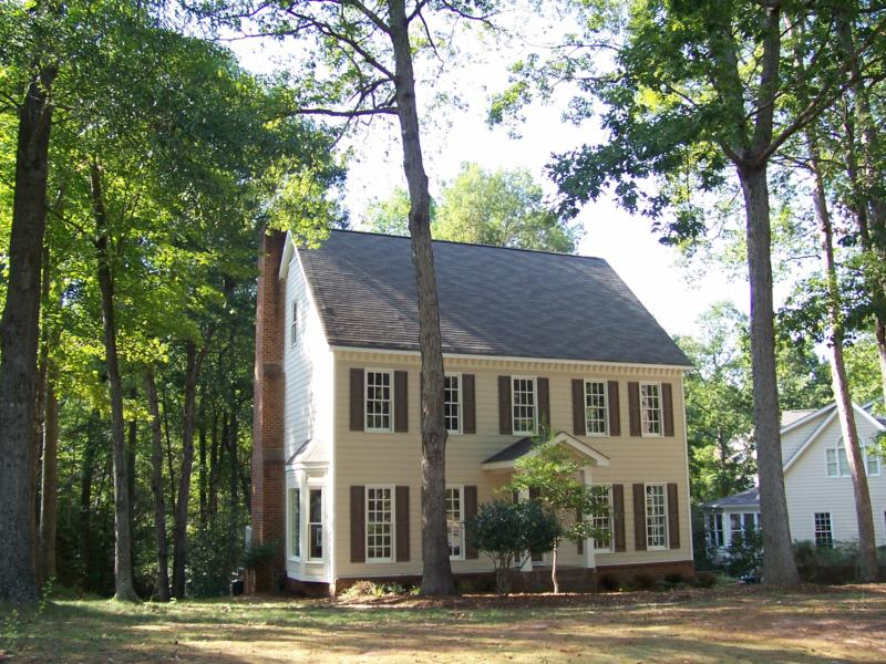 Cary NC Real Estate, Colonial and Traditional Heaven in Thornewood