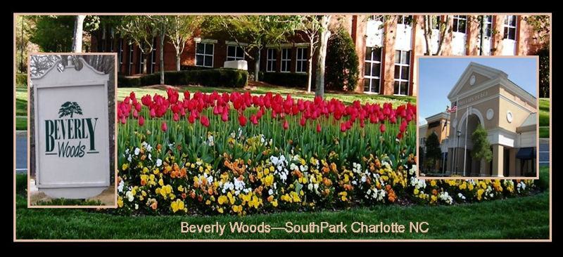 Beverly Woods SouthPark Charlotte NC