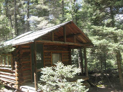 New mexico land in the rocky mountains for sale perfect for Small rustic cabins for sale