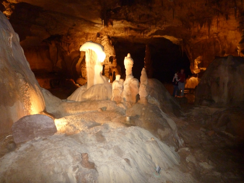 """Nativity Scene"" at Cave Without a Name"