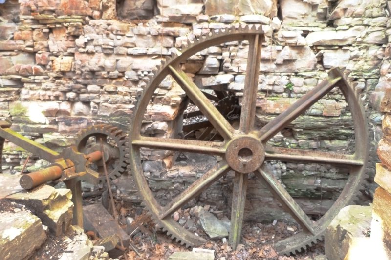 Chapmans Mill Wheels