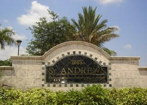 St. Andrews at The Polo Club Wellington Florida Real Estate
