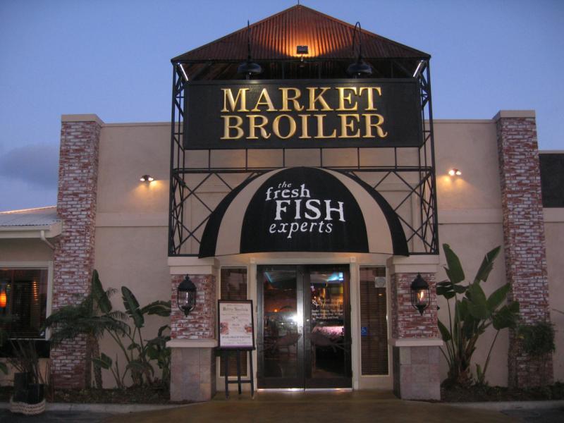 Great Seafood Restaurant Huntington Beach Market Broiler Better Deals
