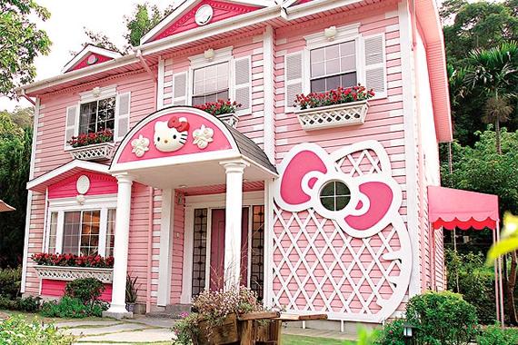 Hello Kitty House