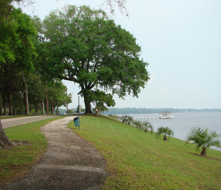 St Johns River, Orange Park, Florida