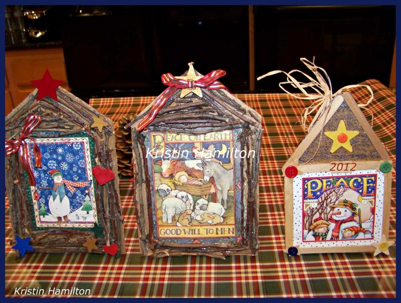 Erfreut Christmas Picture Frames To Make Fotos - Benutzerdefinierte ...
