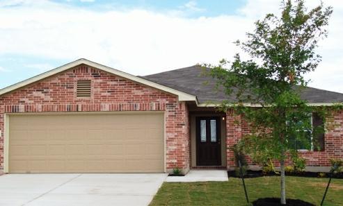 Shadow Creek Buda TX homes for sale Buffington Homes