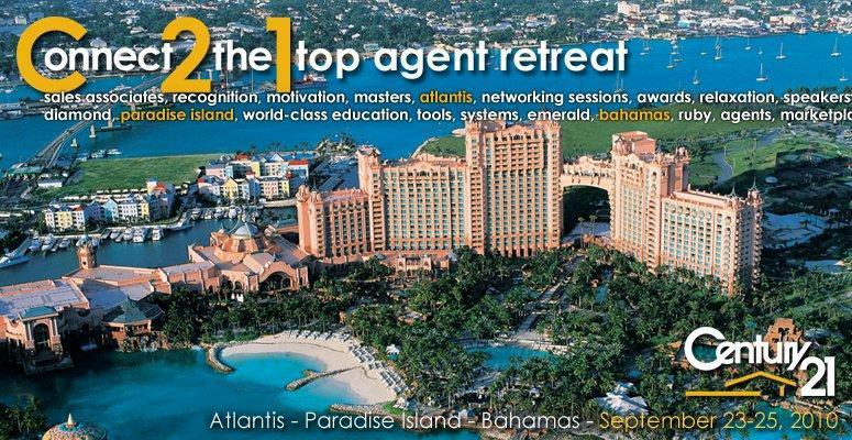 C21 Top Agent Retreat in Bahamas!