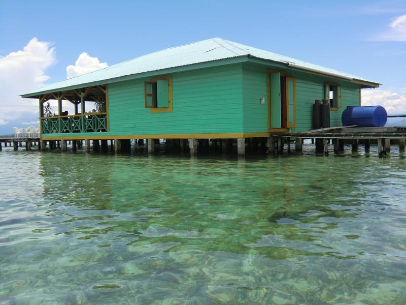 Coral Cay Bocas del Toro