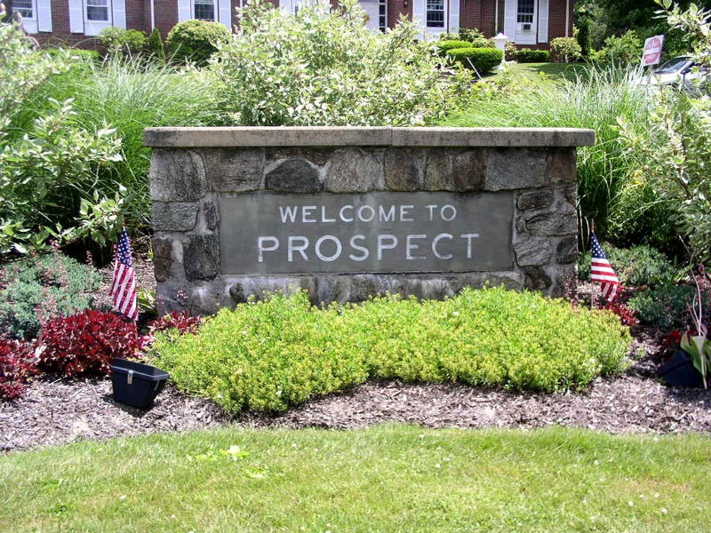 Prospect CT Town Hall