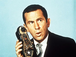 Don Adams as Maxwell Smart