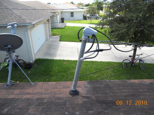 Fetch A Foto Friday The Leaning Masthead Of Cape Coral