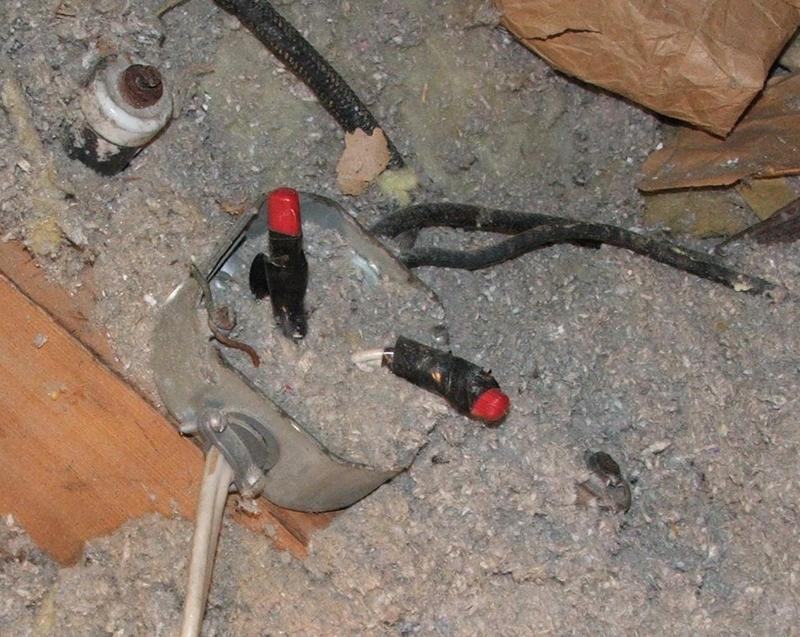 attic wiring diagrams nec attic wiring who says i can't bury my knob & tube wiring?