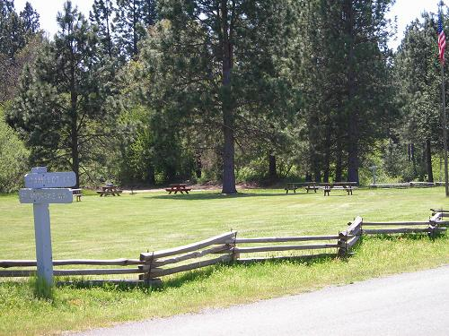 camelot barbeque picnic area
