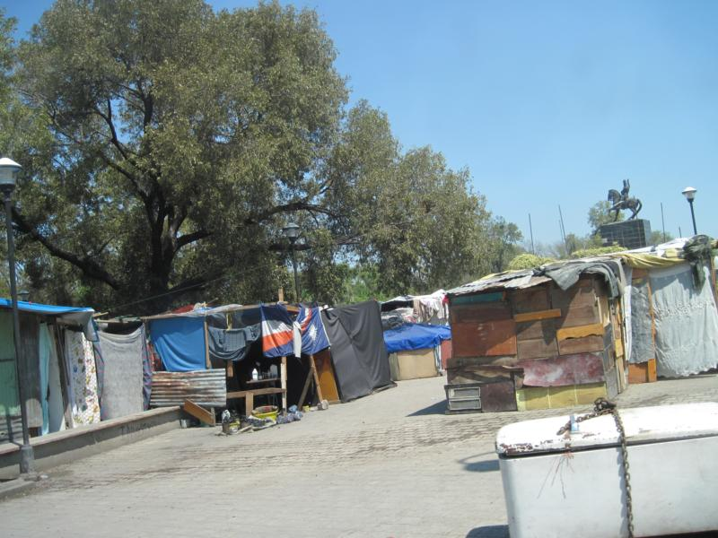 Haiti Temporary Shelters