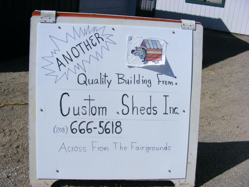 Custom Sheds Inc