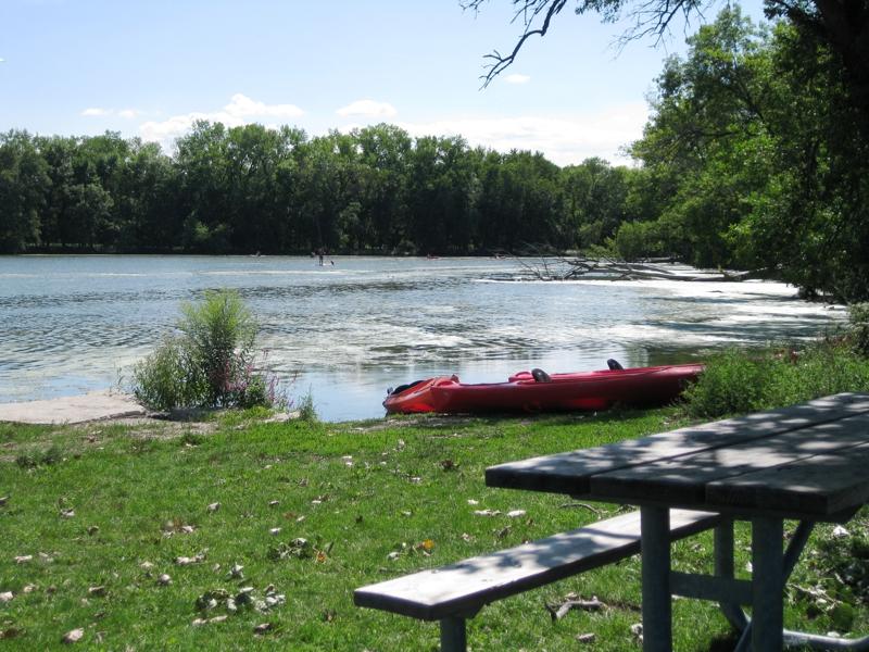 Kayak & Canoe Rentals at the Skokie Lagoons