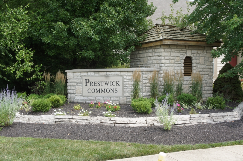 The Prestwick Commons Homes for Sale in Columbus Ohio