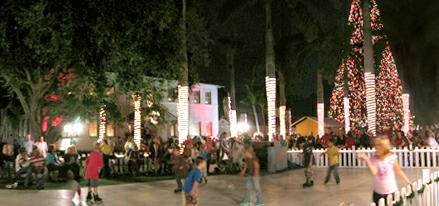 Delray Beach Come Downtown for the Holidays
