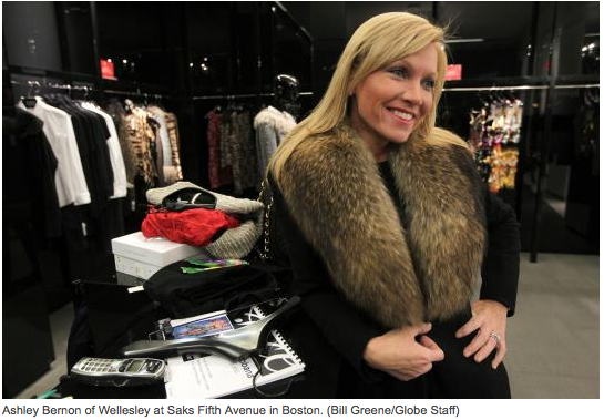 ©Bill Greene/Boston Globe Luxury Spending