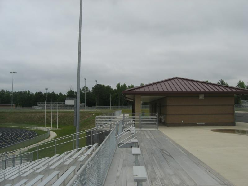 Johnston County Schools Readies Corinth Holders High School, Home ...