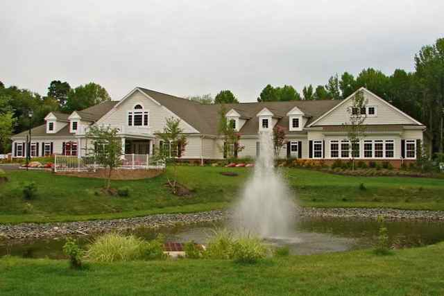 Princeton manor by toll brothers kendall park new jersey for Prestige homes new brunswick