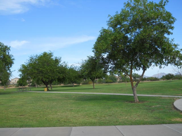 John Teets park in Tatum Highlands