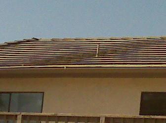 Wildfires Wreak Havoc On Concrete Tile Roofs