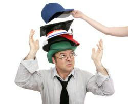 real estate agents wear many hats