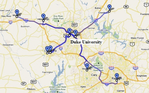 Best Places to Live Near Duke University | Duke University on